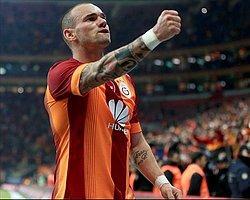 """Sneijder: """"Juventus ve Fenerbahçe'ye Attığım Golleri Unutamıyorum"""""""