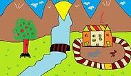 İlkokulda Resim Dersinde Çizilen Bahçe İçindeki Ev İle İlgili 11 Bilgi