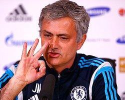 """Mourinho: """"Dünyanın En İyisi Benim"""""""