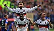 Ankara'da Beşiktaş'tan Gol Yağmuru