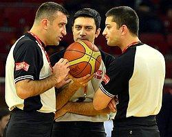 FIBA'dan Türk Hakem ve Teknik Komiserlere Görev