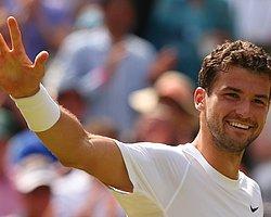 Roger Federer'in Ardından Grigor Dimitrov da İstanbul Open'da