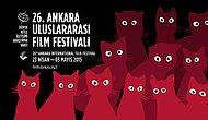 26. Ankara Uluslararası Film Festivali Ulusal Uzun Metraj Filmleri Açıklandı