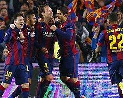 Barcelona'dan Yeni Bir Rekor Daha