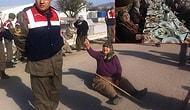 Yırca'dan İki Farklı Fotoğraf: Direnenler ve Termik Santral İsteyenler
