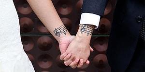 Dövme Yaptırmak İsteyen Çiftlere Özel: Aşkınızı Yansıtabileceğiniz Birbirinden Uyumlu 46 Dövme