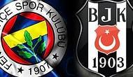 Hafızalardan Silinmeyen 10 F.Bahçe - Beşiktaş Maçı