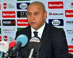 """Roberto Carlos: """"İyi Oynayan Taraf Bizdik"""""""