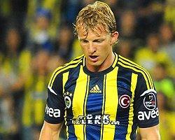 Fenerbahçe'ye Dirk Kuyt'tan Kötü Haber