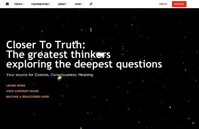 11. Closer To Truth