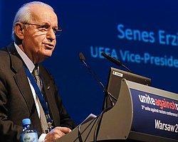 UEFA'da Şenes Erzik Dönemi Sona Erdi
