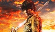 """Senenin En İyi Çıkış Yapan Animesi """" Shingeki No Kyojin """" Live Action Filminden İlk Görüntüler Heyecan Verici"""