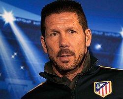 Diego Simeone, Atletico Madrid İle Sözleşmesini 2020 Yılına Kadar Uzattı