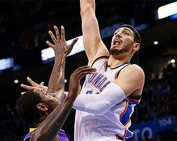 NBA'de Enes Kanter Fırtınası
