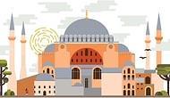 İstanbul'un Simgesi Haline Gelmiş Binaların 12 İllüstrasyonu