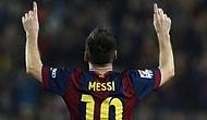 2014 Yılının En Çok Kazananı: Lionel Messi