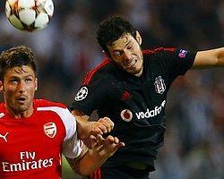 Beşiktaş Defansında Gelen Gideni Arattı: 5 Stoperin Kornerlerde Attığı Gol Sayısı Sıfır