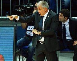 """Obradovic: """"Oyuncularımı Tebrik Ediyorum"""""""