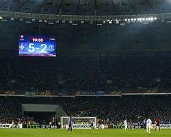UEFA'dan, Dinamo Kiev'e Irkçılık Cezası