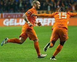 """Sneijder: """"Puan Bırakmamalıydık"""""""