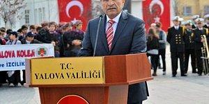 Yalova Valisi: 'Yönetmeliği Bile Bile Sakal Bırakan Öğretmenler Anarşist'