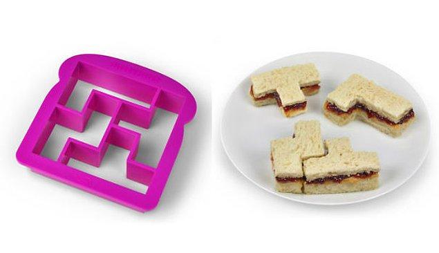 5. Tetris Sandviç