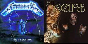 Müzik Dünyasına da Pati Attılar: Kedileştirilmiş 16 Efsane Albüm Kapağı