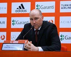 Türkiye Basketbol Federasyonu'nun Yeni Başkanı Harun Erdenay