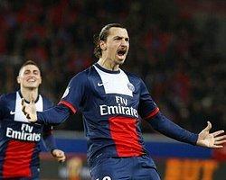 Fransa'da Sandıktan Zlatan Ibrahimovic Çıktı
