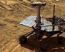 Mars Robotu Hafıza Kaybı Yaşıyor