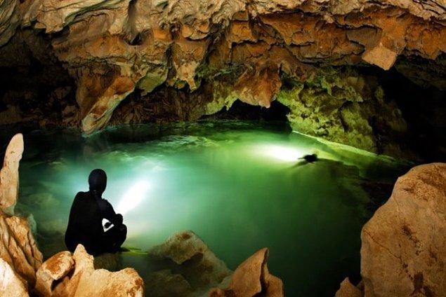 12. İnsuyu Mağarası