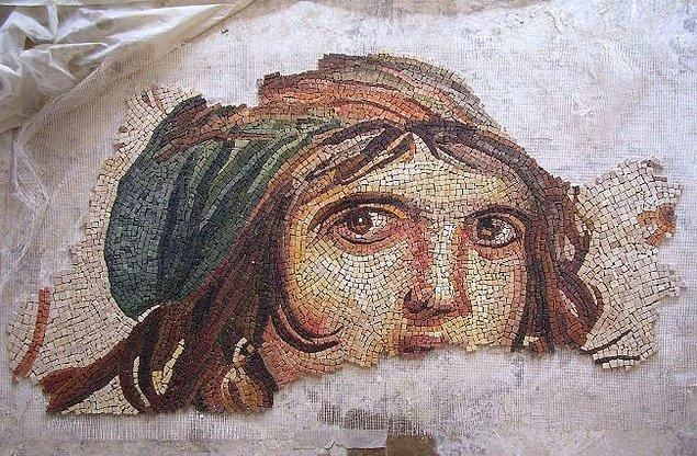 17. Zeugma Mozaik Müzesi