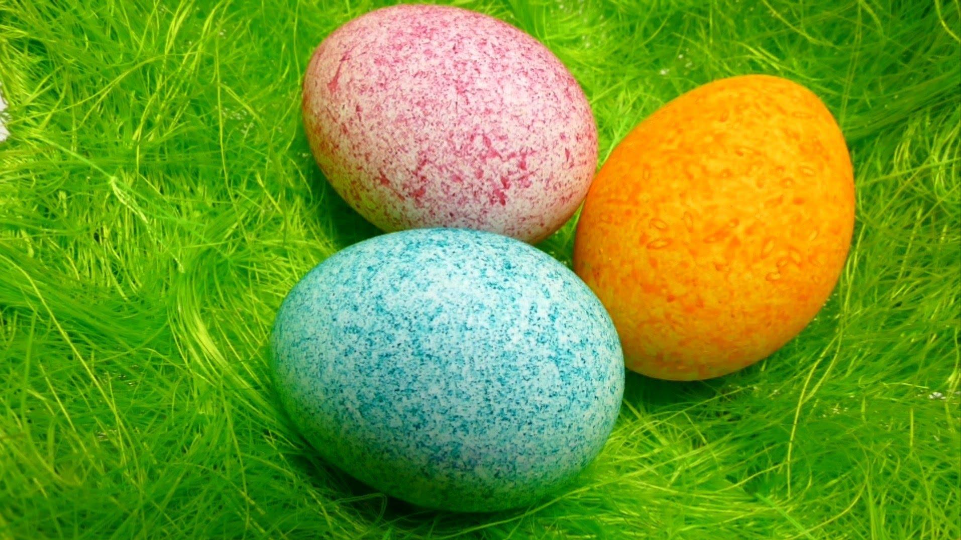 Renkli Paskalya Yumurtası Nasıl Yapılır Onediocom