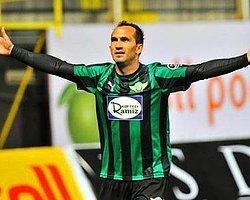 Roberto Carlos, Gekas'ı Kadro Dışı Bıraktı