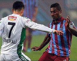 Trabzonspor'da Yeni Constant Krizi Irkçılık İddiası
