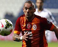 Sneijder Özür Diledi