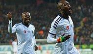 Fenerbahçe'den Rize'de Gol Şov