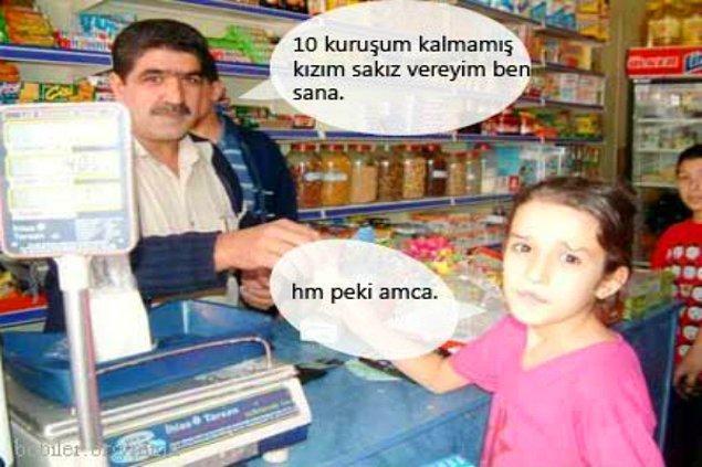 7. Dünyada en fazla sakız üreten firmanın bulunduğu ülke 60'dan fazla markasıyla Türkiye'dir.