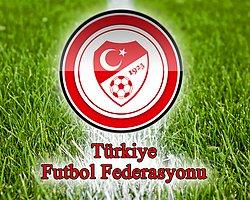 Türkiye Futbol Federasyonu Kınama Mesajı