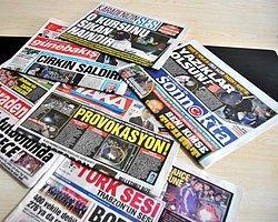 "Trabzon Yerel Basını Tepkili: ""Provakasyon"""
