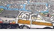 OTOMOBİL KARİKATÜRLERİ