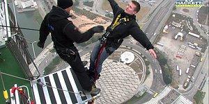 Adrenalin Tutkunları Buraya: Bungee Jumping Yapmanın Hakkını Veren 10 İnsan