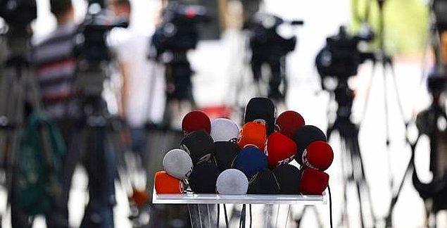 10. 2015'in İlk Üç Ayında 30 Gazeteci İşini Kaybetti