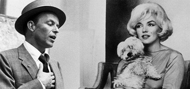 11. Frank Sinatra'nın Sevgilileri Arasındadır.