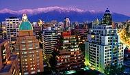 """20 Maddede İp Gibi Şili'nin Denize Kıyısı Olmayan Başkenti: """"Santiago"""""""
