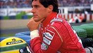 Daha Önce Görmediğiniz Birbirinden Güzel 20 Fotoğraf ile Ayrton Senna ve Kariyeri