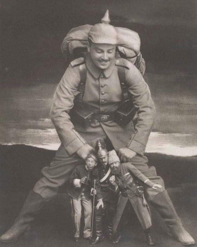 10. Güçlü Çarpışma, 1914