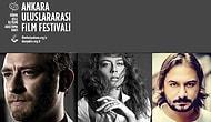 Ankara Film Festivalinde Dev Ekip Bir Arada