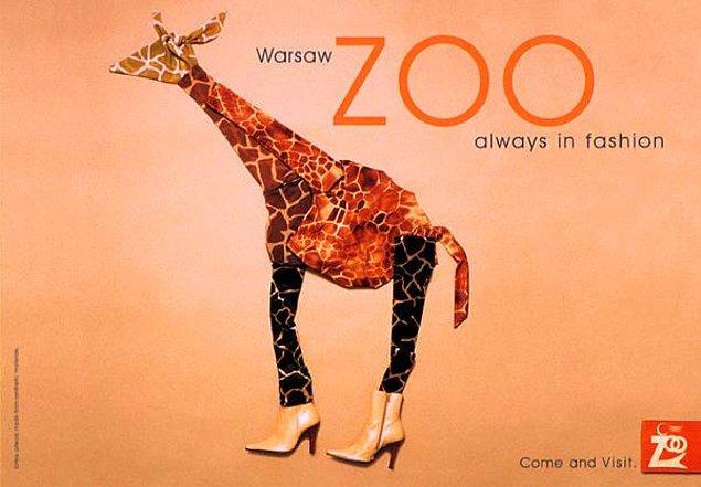 5. Varşova Hayvanat Bahçesi (Warsaw Zoo)