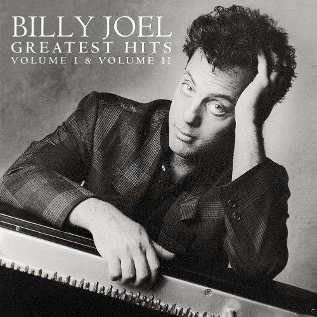 5. BILLY JOEL - GREATEST HITS VOLUME I AND II // 23 MİLYON